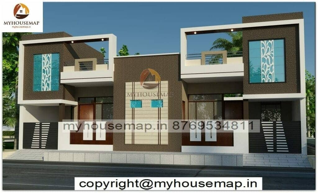 ground floor exterior design for house