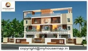 latest modern exterior design for house