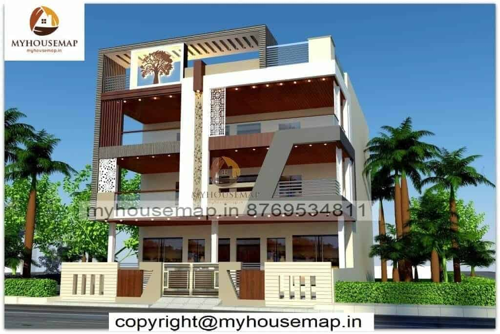 bungalow latest exterior design