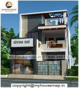 front latest home design