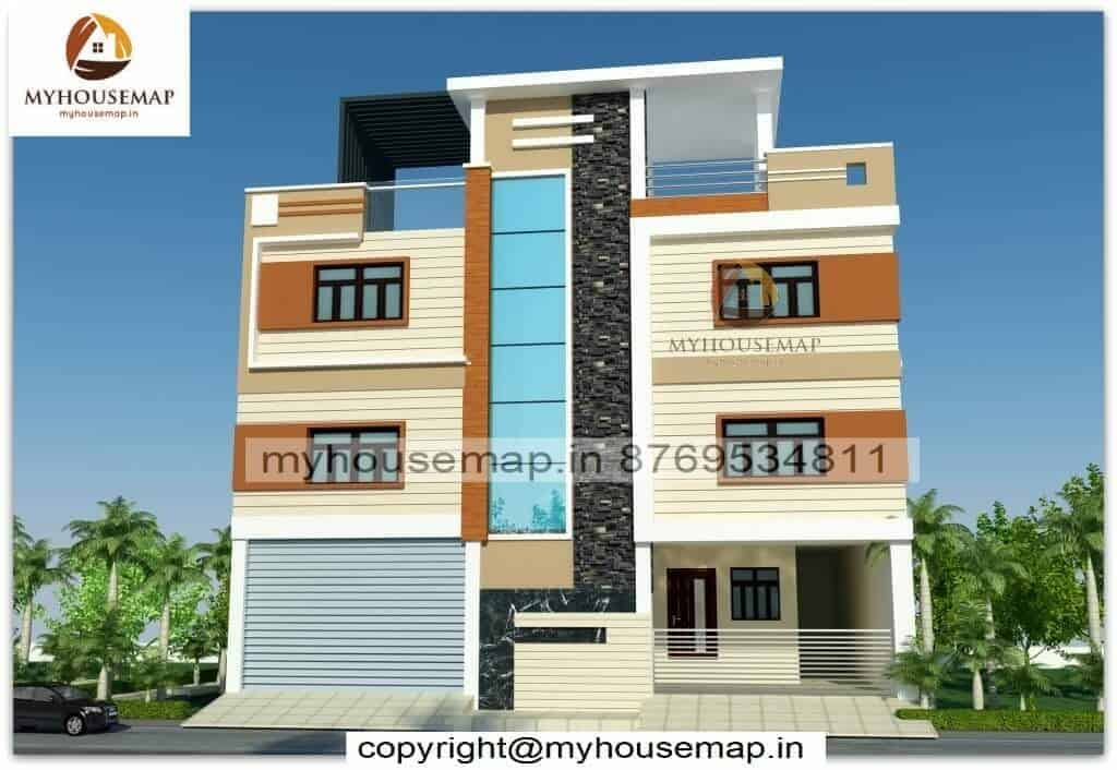indian latest exterior design